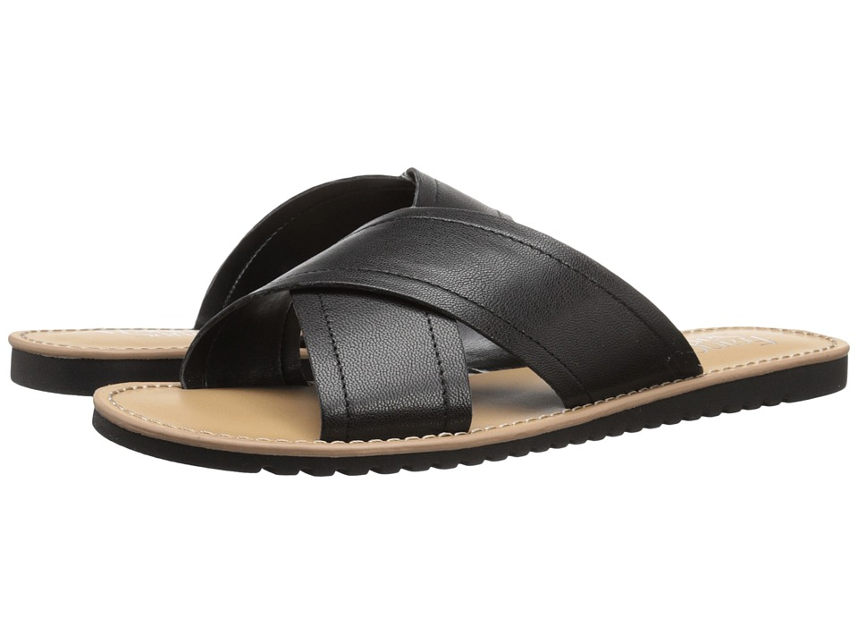 Franco Sarto - Quentin (Black) Women's Sandals