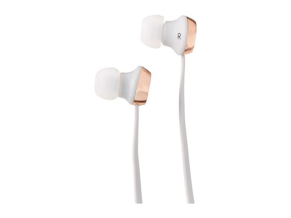 SOL Republic - Shadow Wireless In-Ear Headphones (Grey/Rose Gold) Headphones