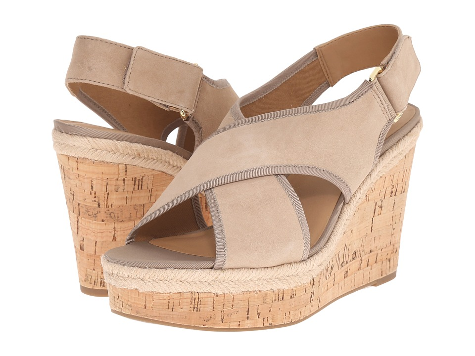 Franco Sarto - Taylor (Soft Tan) Women's Wedge Shoes