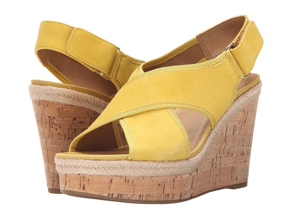 Franco Sarto - Taylor (Saffron) Women's Wedge Shoes