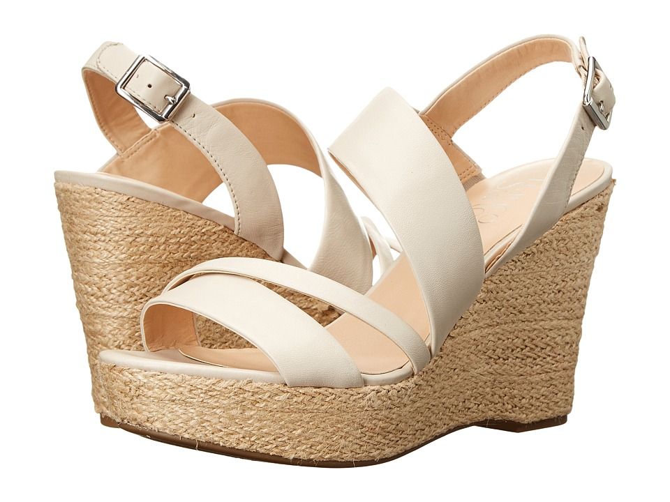 Franco Sarto - Sofia 2 (Ivory) Women's Wedge Shoes