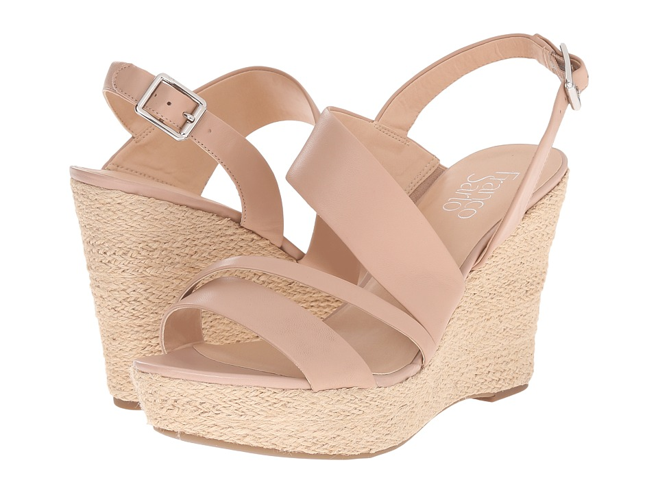 Franco Sarto - Sofia 2 (Vintage Mauve) Women's Wedge Shoes