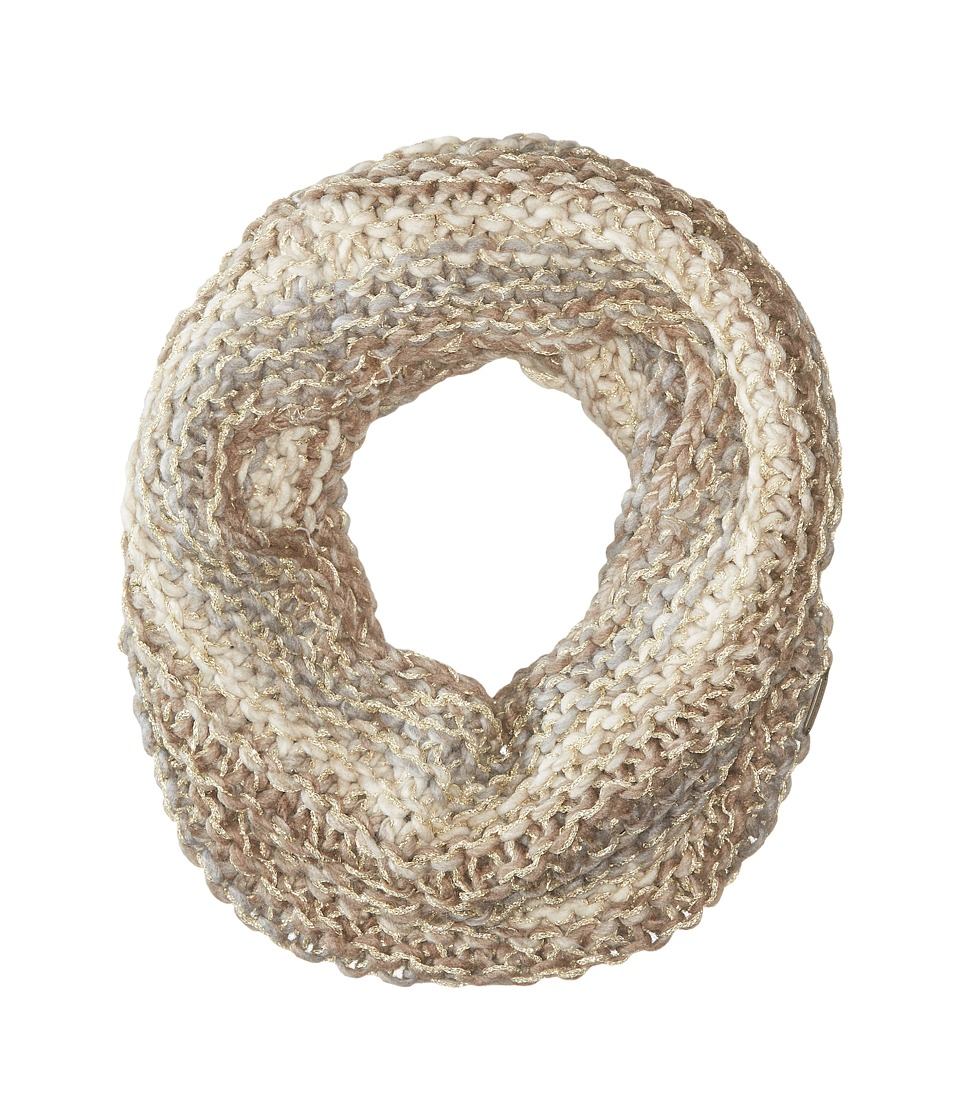 Steve Madden - Time To Shine Snood (Ivory) Scarves