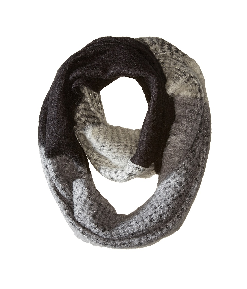 Steve Madden - Brush Hour Infinity (Black) Scarves