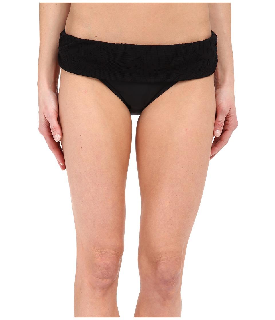 Athena - Sun Daze Banded Bottom (Black) Women's Swimwear