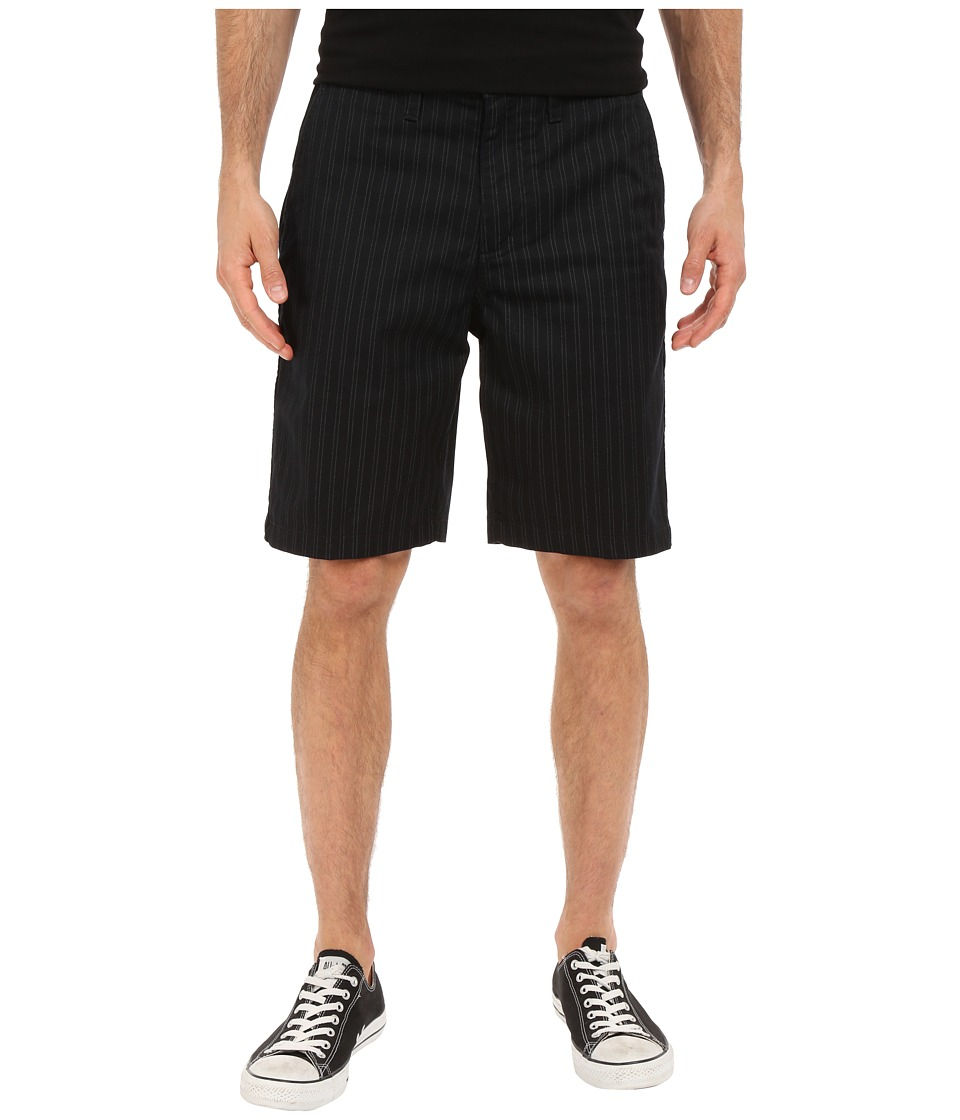Quiksilver - Everyday Union Surplus Stretch Walkshorts (Anthracite) Men