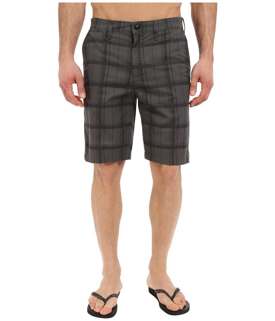 Quiksilver - Everyday Union Surplus Stretch Walkshorts (Dark Shadow) Men's Shorts