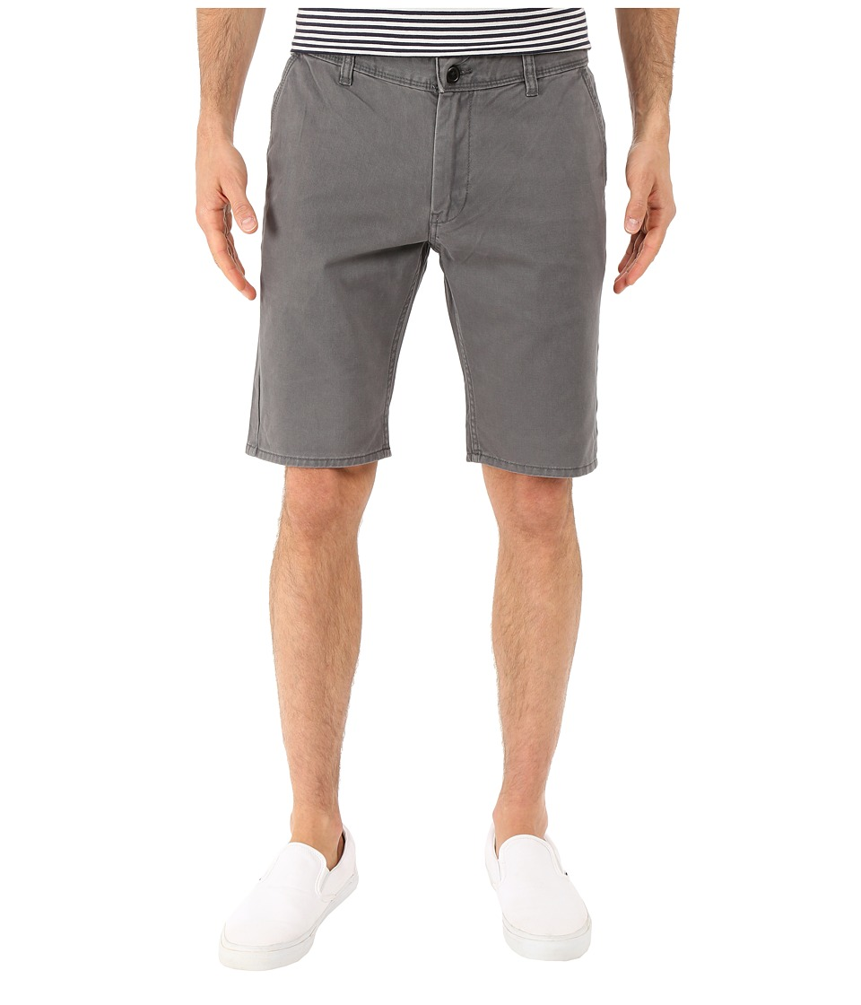 Quiksilver - Everyday Chino Walkshorts (Dark Shadow) Men's Shorts