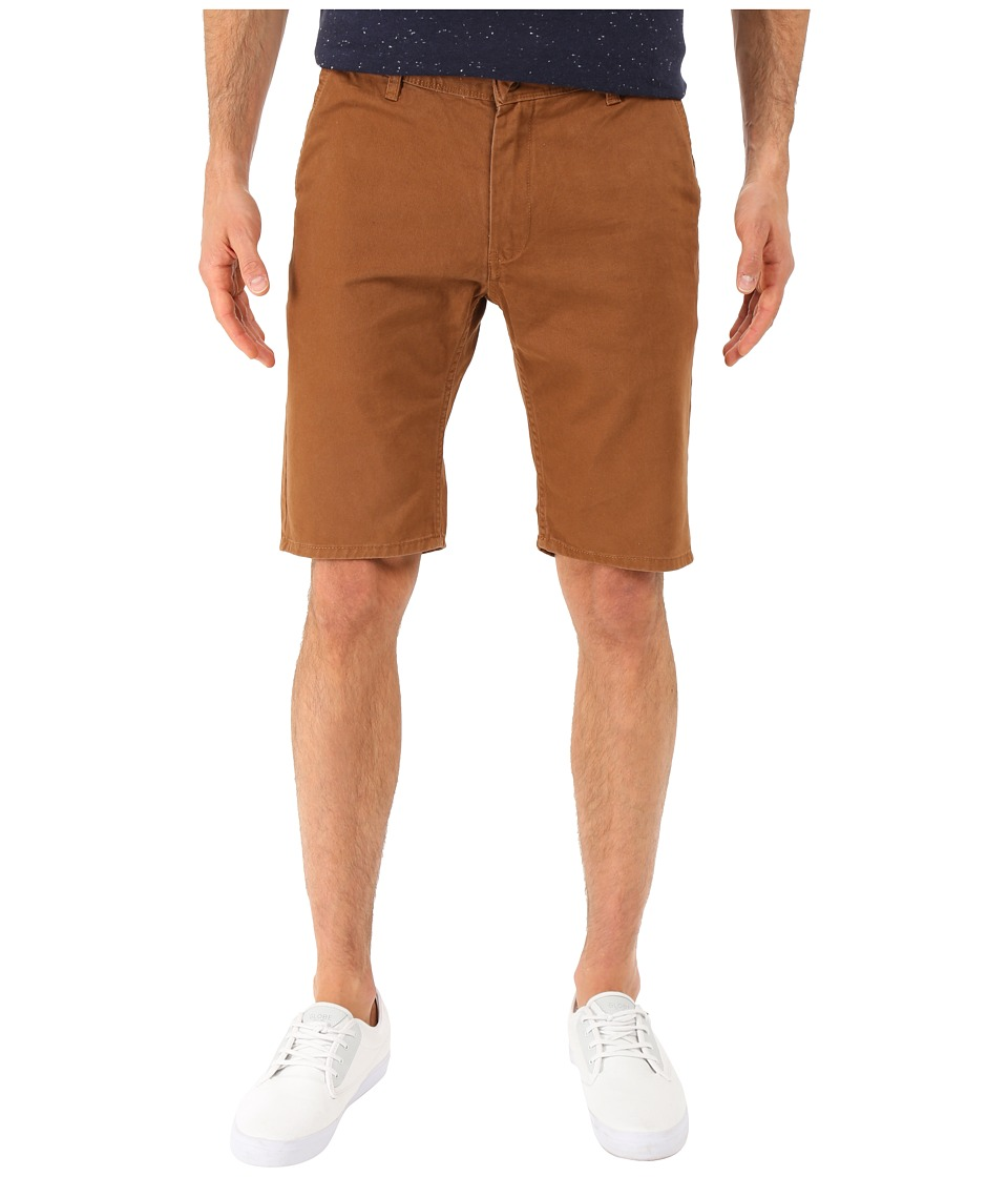 Quiksilver - Everyday Chino Walkshorts (Bear) Men's Shorts