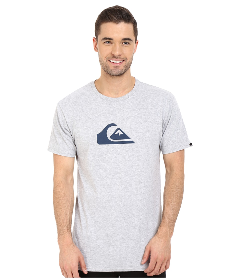 Quiksilver - Mountain Wave Tee (Athletic Heather) Men's T Shirt