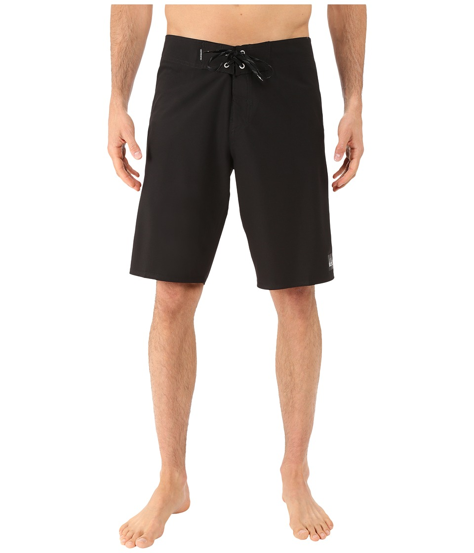 Quiksilver - Everyday Kaimana 21 Boardshorts (Black) Men's Swimwear