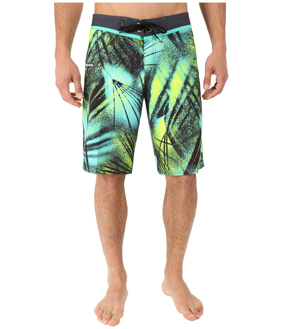 Quiksilver - Glitched 21 Boardshorts (Tarma) Men's Swimwear