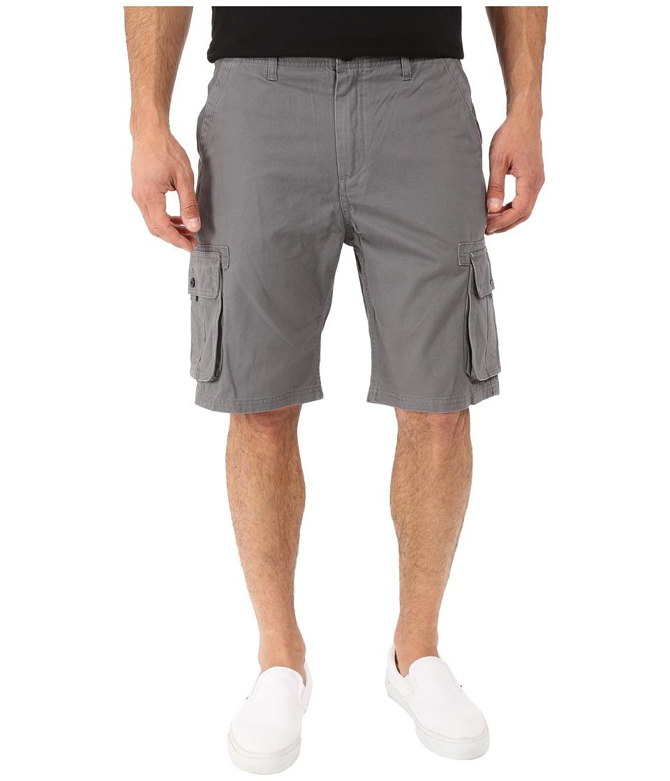 Quiksilver - Deluxe Cargo Walkshorts (Castlerock) Men's Shorts