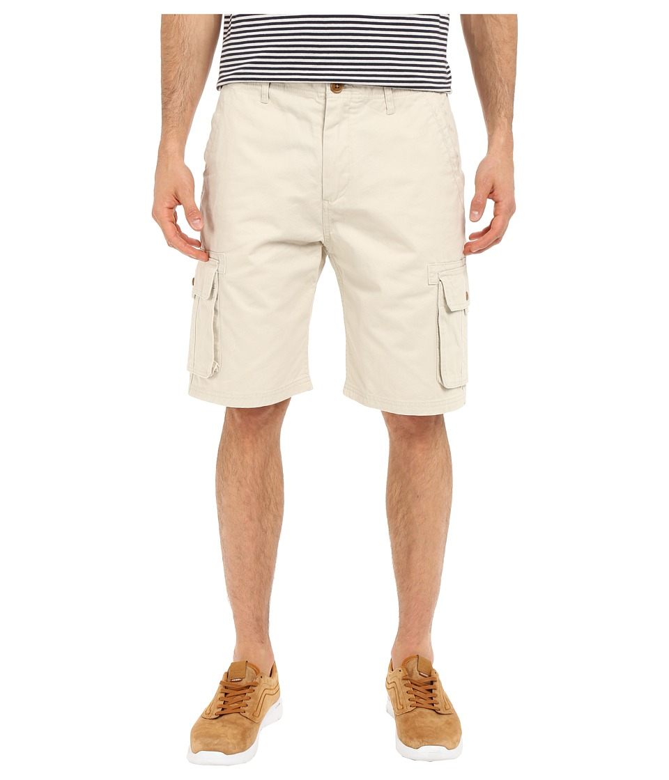 Quiksilver - Deluxe Cargo Walkshorts (Rainy Day) Men