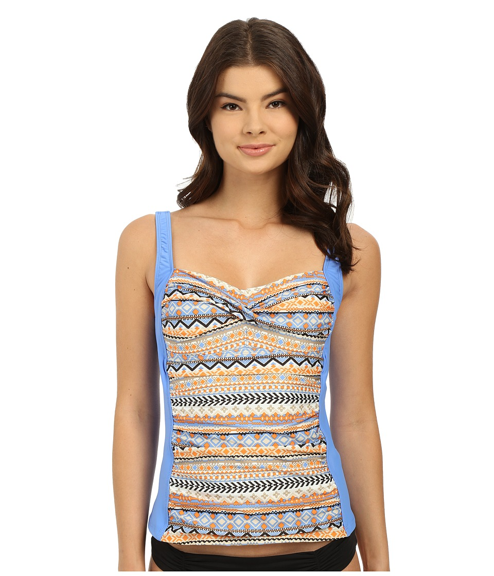 Athena Summer Nomad Tankini Top (Multi) Women