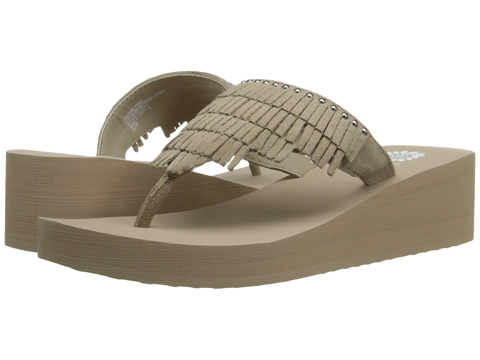 Yellow Box - Dario (Taupe) Women's Sandals