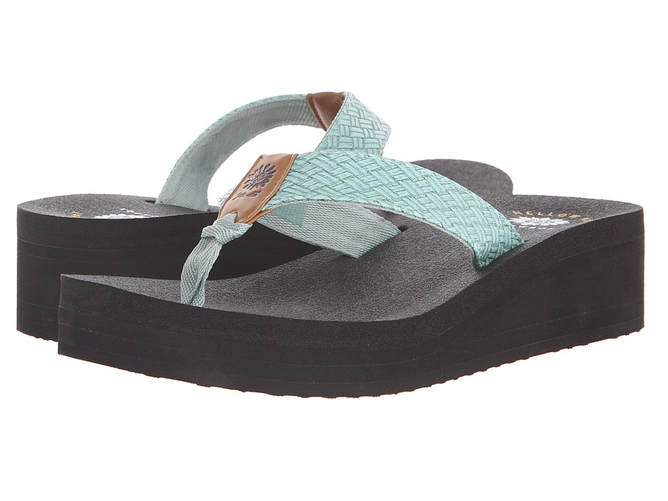 Yellow Box - Ismene (Mint) Women's Sandals