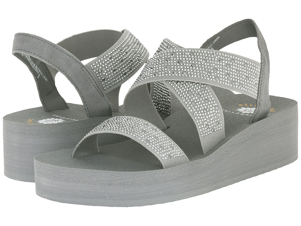 Yellow Box - Brandon (Gray Multi) Women's Sandals
