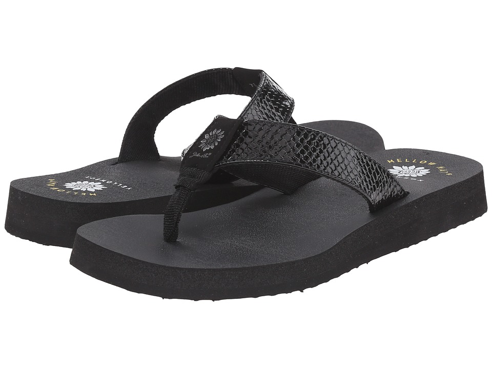 Yellow Box - Bountiful (Black) Women's Sandals