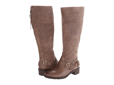 Naturalizer - Macnair Wide Shaft (Taupe) Women's Boots