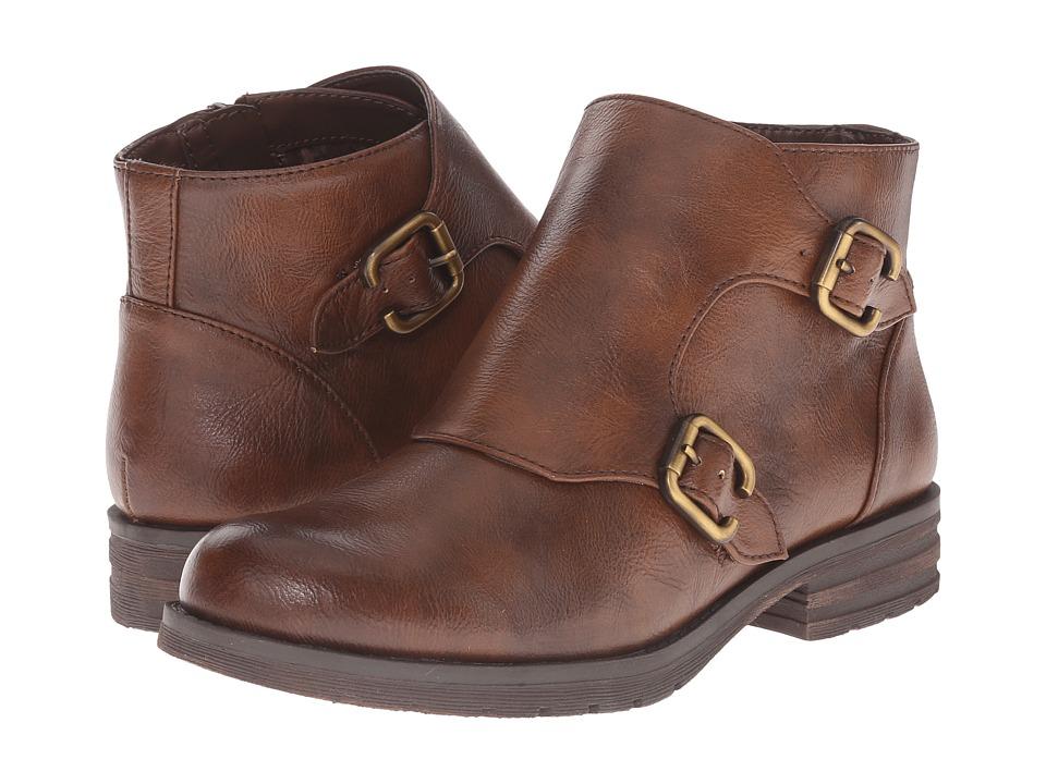 Naturalizer - Breena (Rust Brown) Women's Shoes