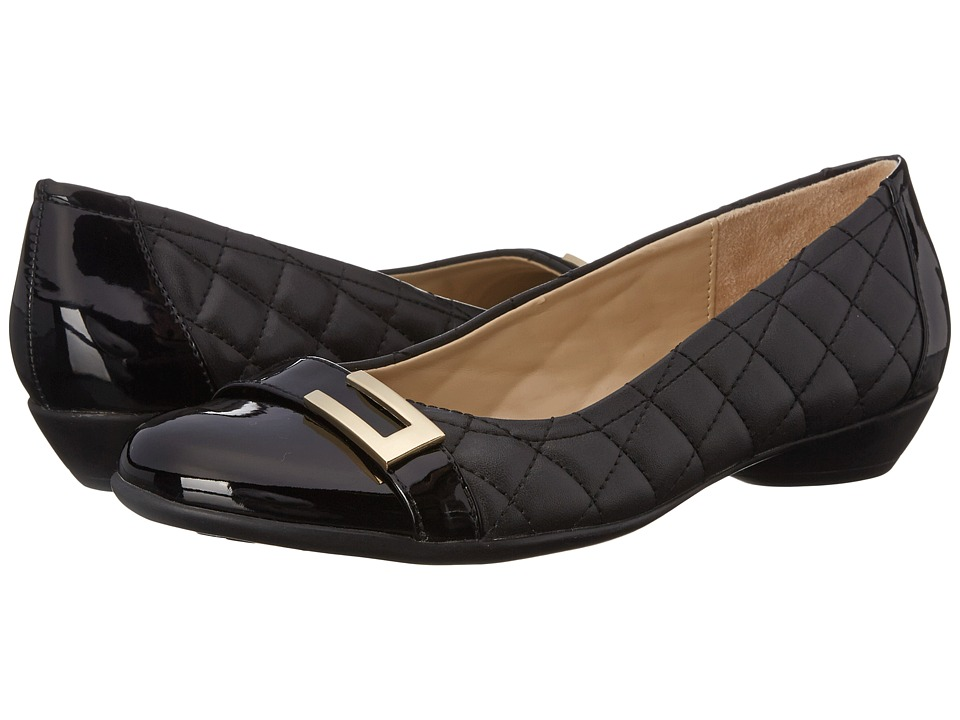 Naturalizer - Haute (Black) Women's Shoes