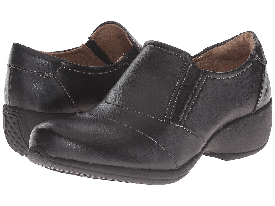 Naturalizer - Jackman (Black) Women's Shoes