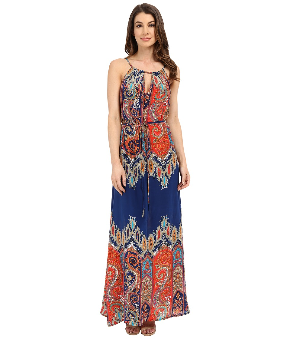 Tolani - Stefani Maxi Dress (Paisley) Women's Dress