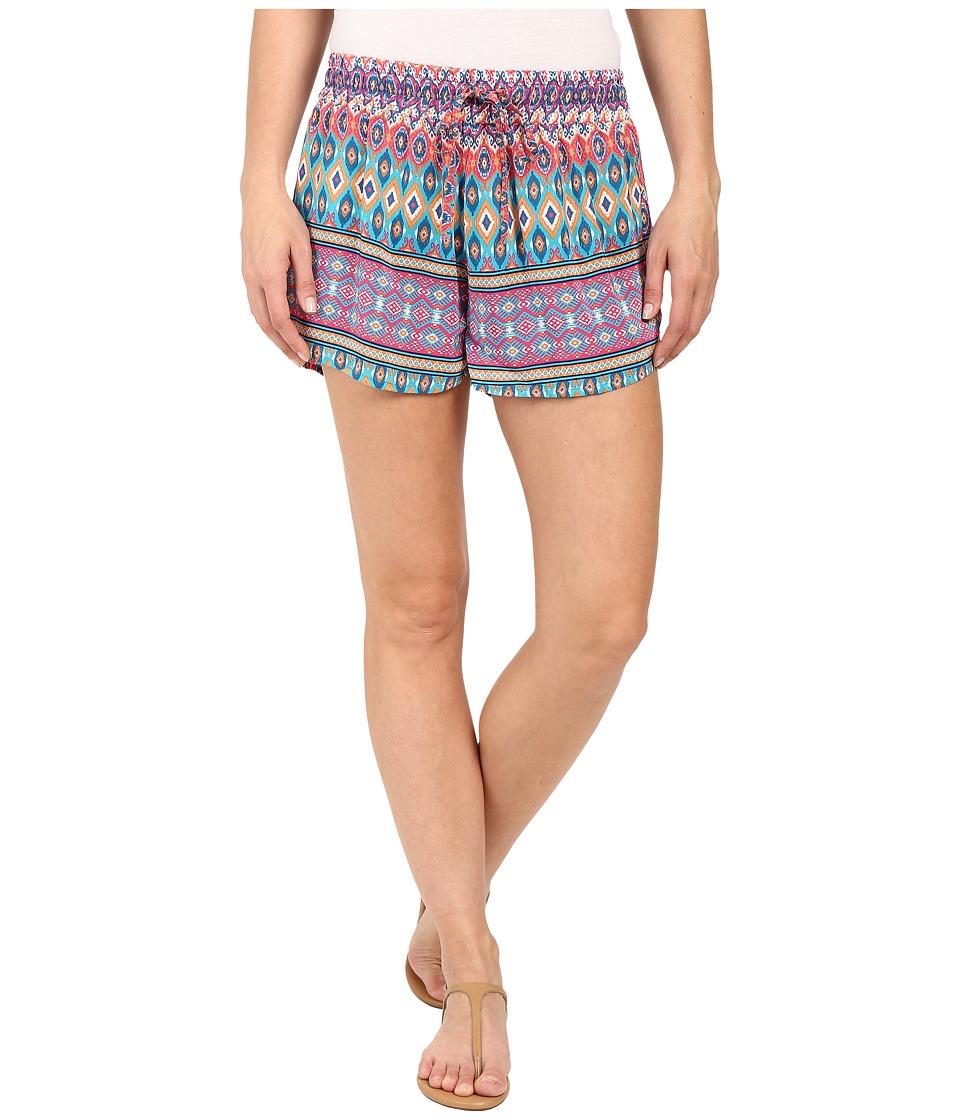 Tolani - Malika Shorts (Pink) Women's Shorts