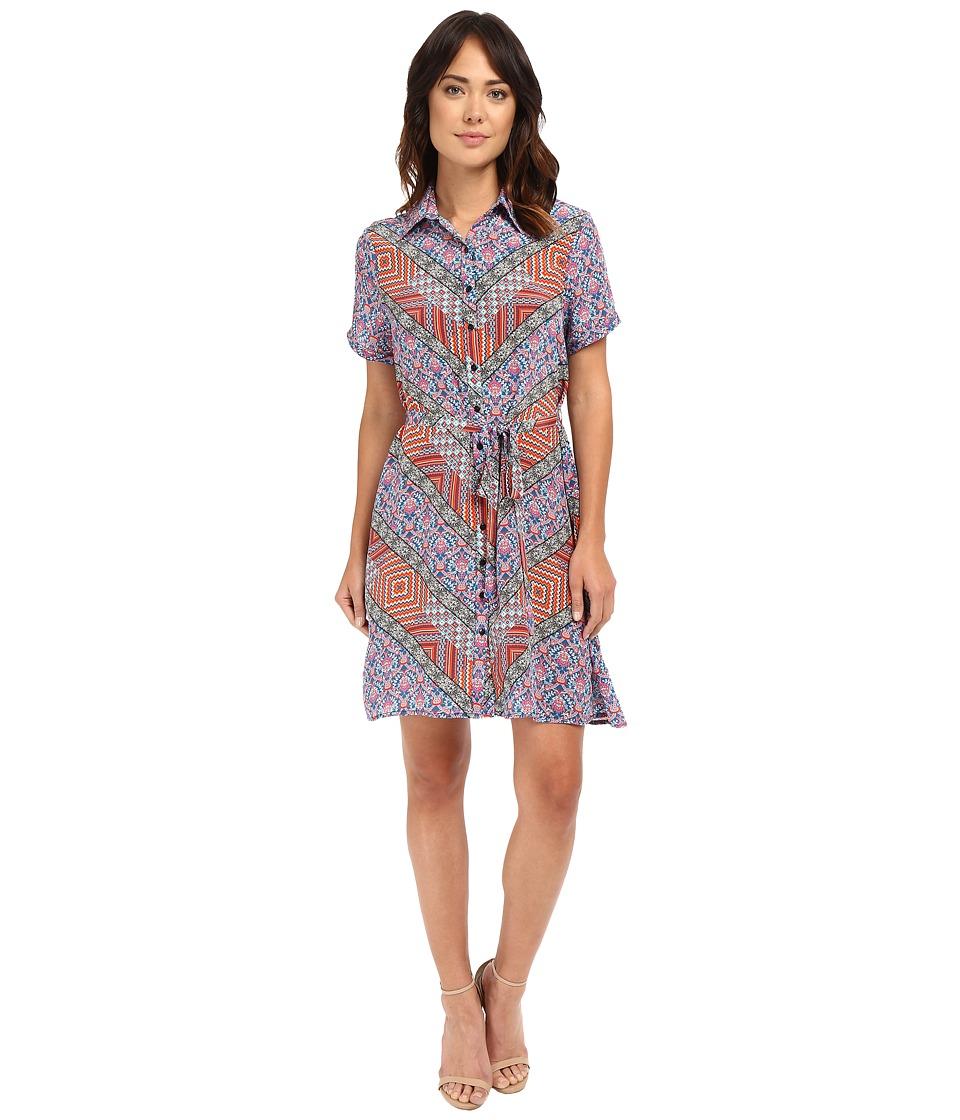 Tolani - Alicia Dress (Ocean) Women's Dress
