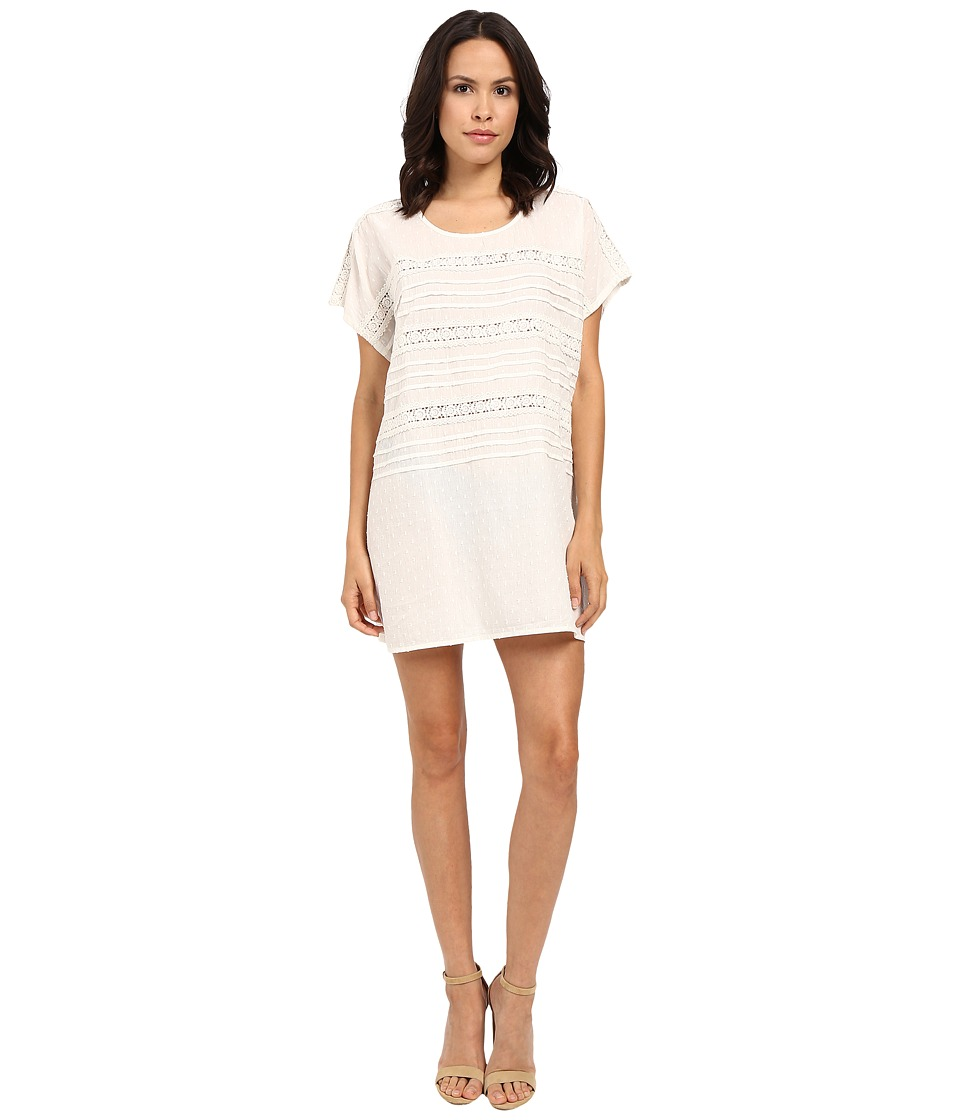 Tolani - Tiffany Opt 3 Tunic Dress (Ivory) Women's Dress