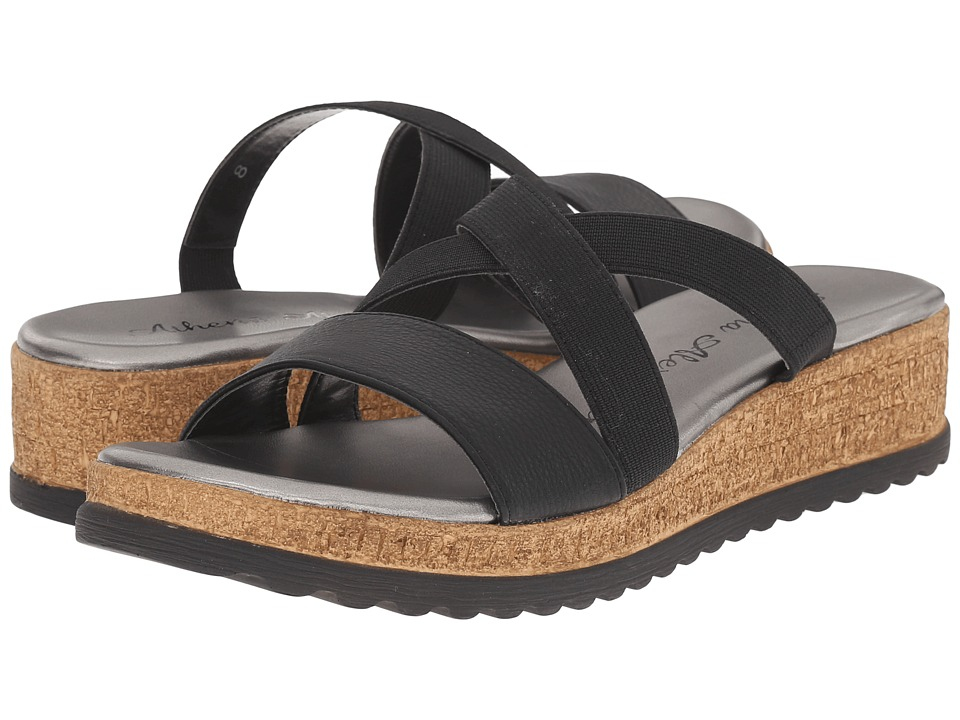 Athena Alexander - Blast (Black) Women's Sandals