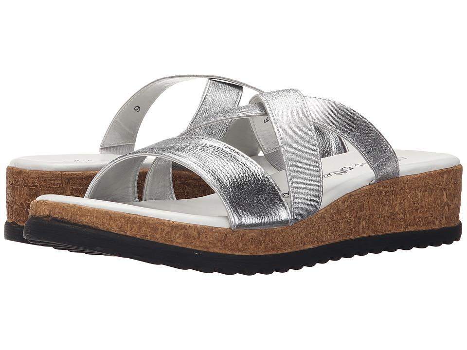 Athena Alexander - Blast (Silver) Women's Sandals