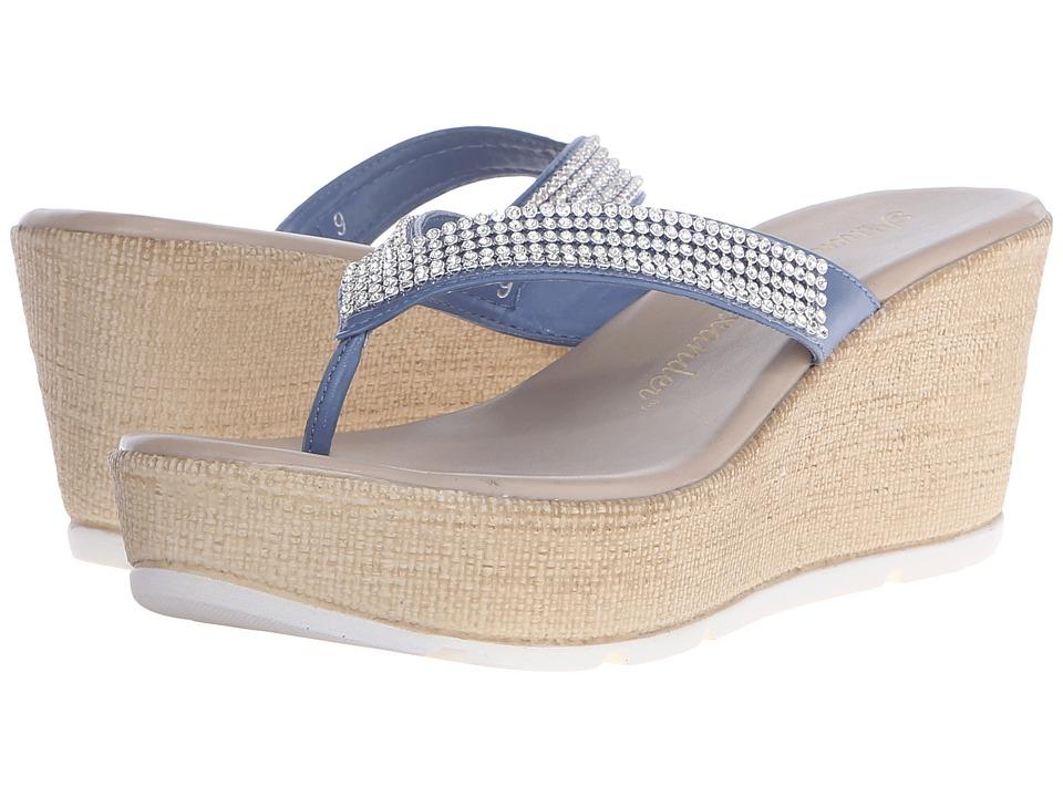Athena Alexander - Bambi (Blue) Women's Sandals