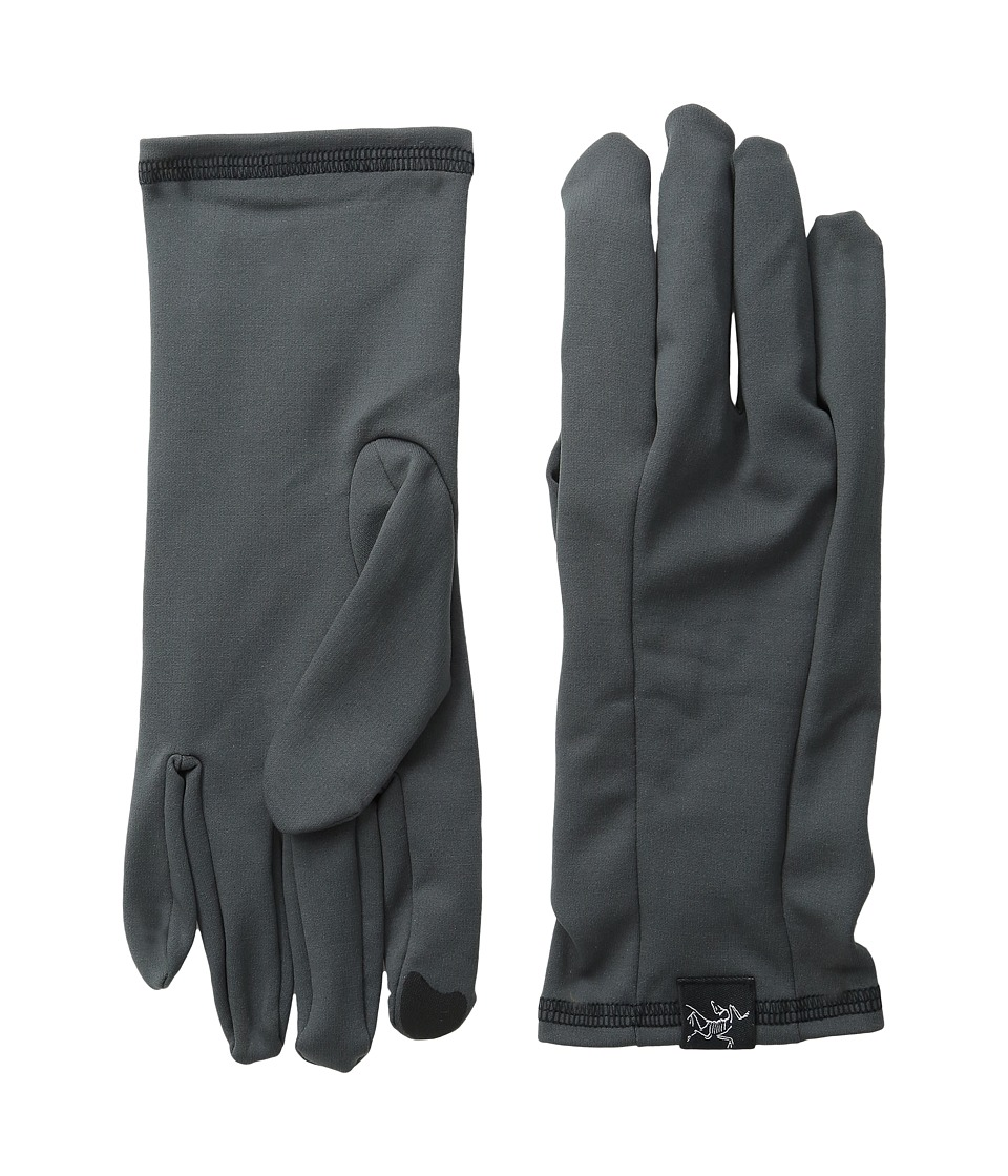 Arc'teryx - Phase Gloves (Titanium) Over-Mits Gloves