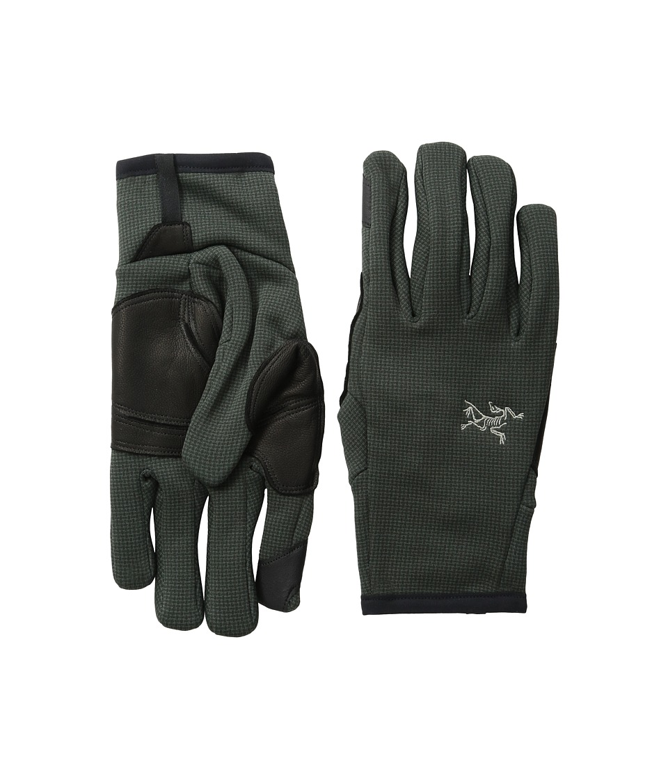 Arc'teryx - Rivet Gloves (Nautic Grey) Ski Gloves