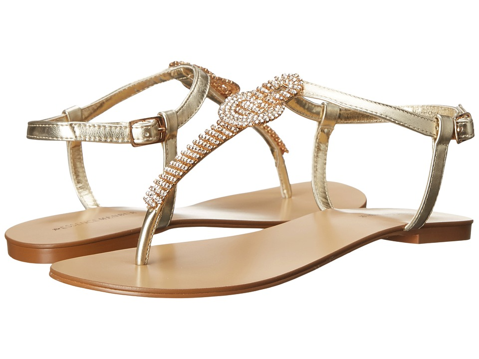 Menbur - Illora (Gold) Women's Shoes