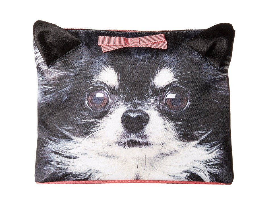 Charlotte Olympia - Puppy Pouch (Chihuahua Print) Wallet