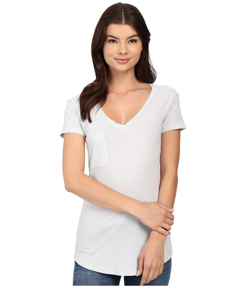 LAmade - V-Pocket Tee - Tissue Jersey (Refresh) Women's Short Sleeve Pullover