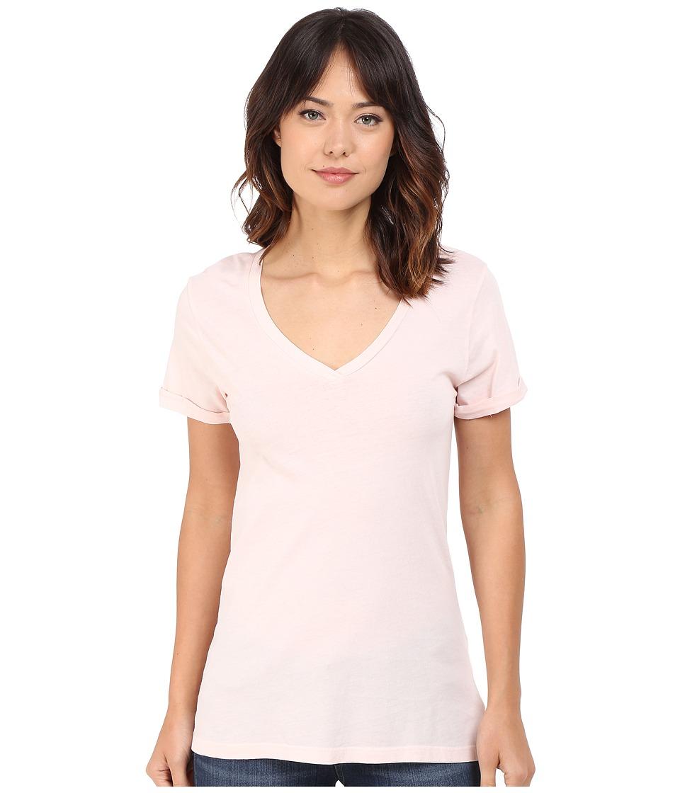 LAmade - Staple V S/S Tee (Shrimp) Women's T Shirt