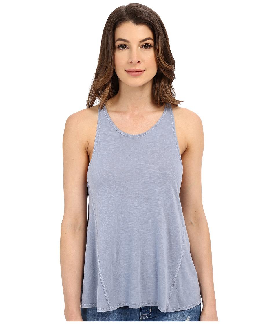 LAmade - Roxy Tank Top (Fresia Blue) Women's Sleeveless