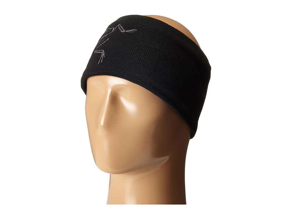Arc'teryx - Knit Headband (Black) Headband