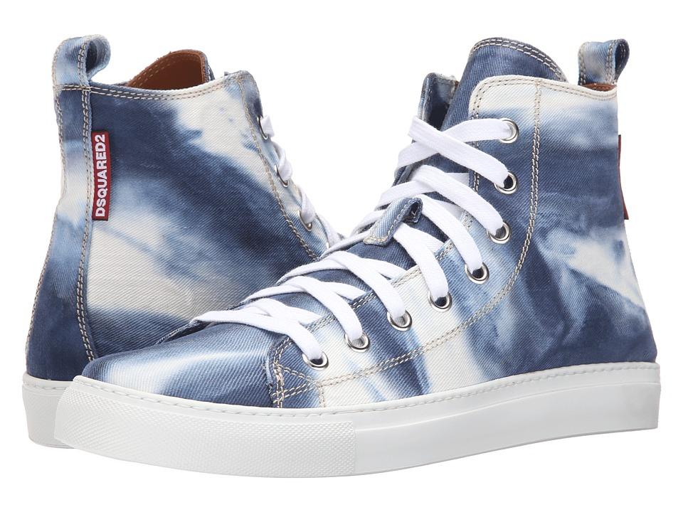 DSQUARED2 - S16SN125-768-3085 (Blue) Men's Shoes