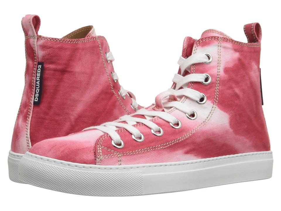 DSQUARED2 - S16SN125-768-5096 (Mattone) Men's Shoes
