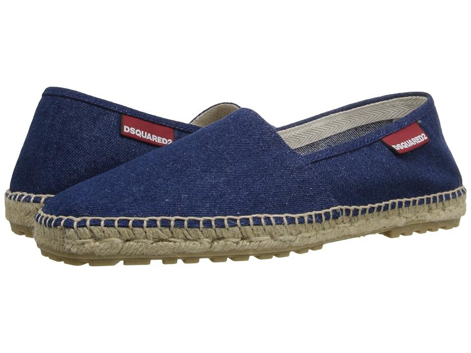 DSQUARED2 - S16VA102-101-3085 (Blu) Men's Shoes