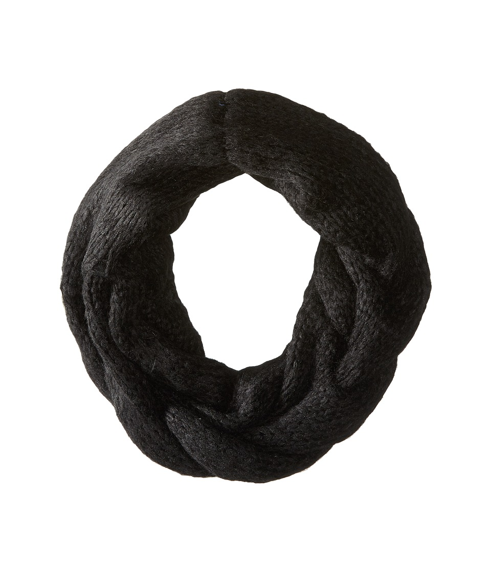 Steve Madden - Full Course Load Snood (Black) Scarves