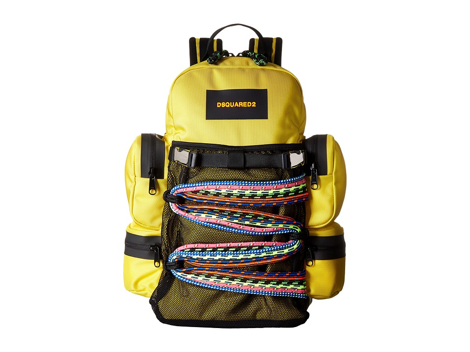 DSQUARED2 - S16BP1004-748-M037 (Multicolor) Backpack Bags