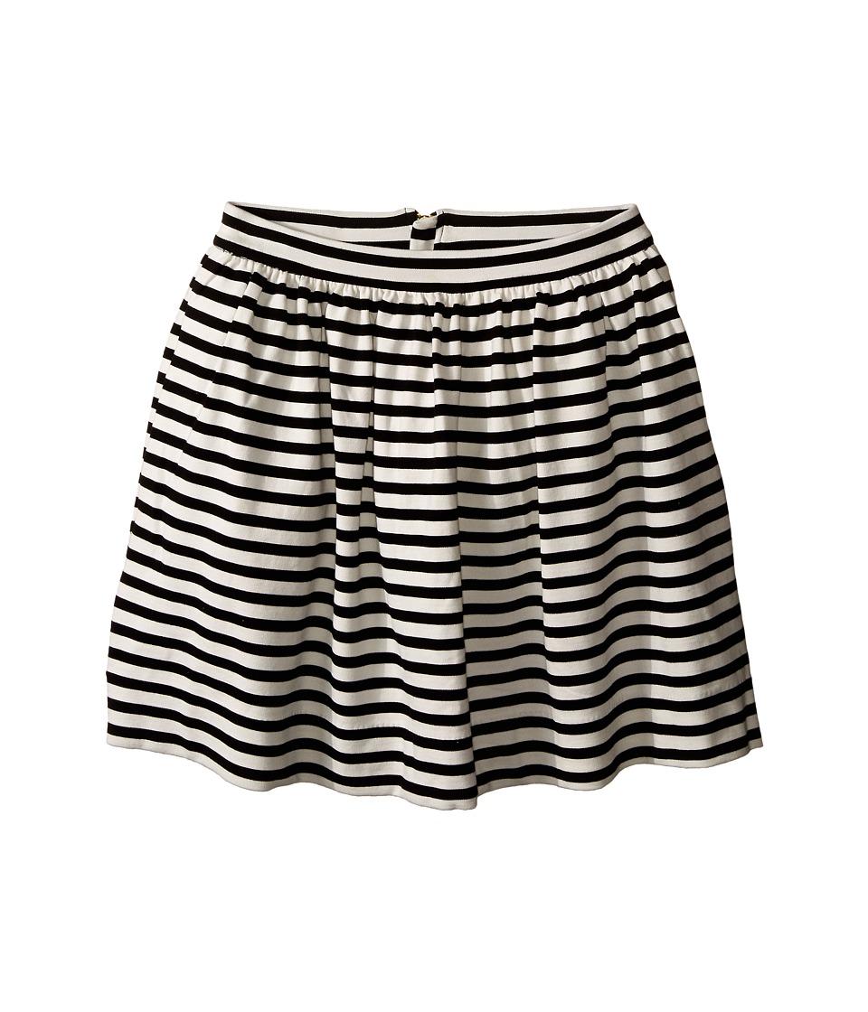 Kate Spade New York Kids - Coreen Skirt (Big Kids) (Black/Cream) Girl's Skirt