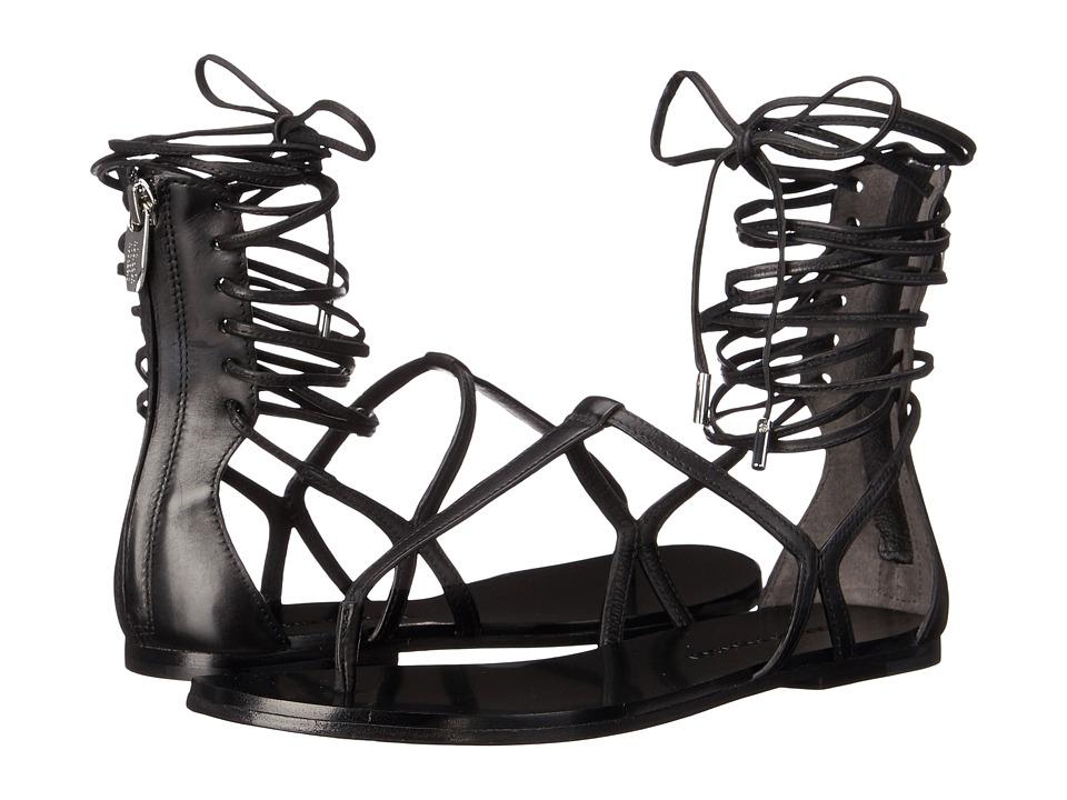 Sigerson Morrison - Braze (Black Leather) Women's Shoes