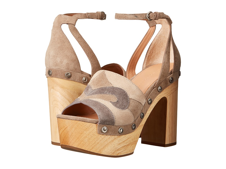 Sigerson Morrison - Quentin (Cocco Multi Suede) Women's Shoes